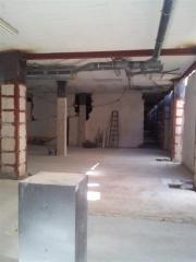 Rehabilitaci�n estructural edificio menorca. lorca (murcia)