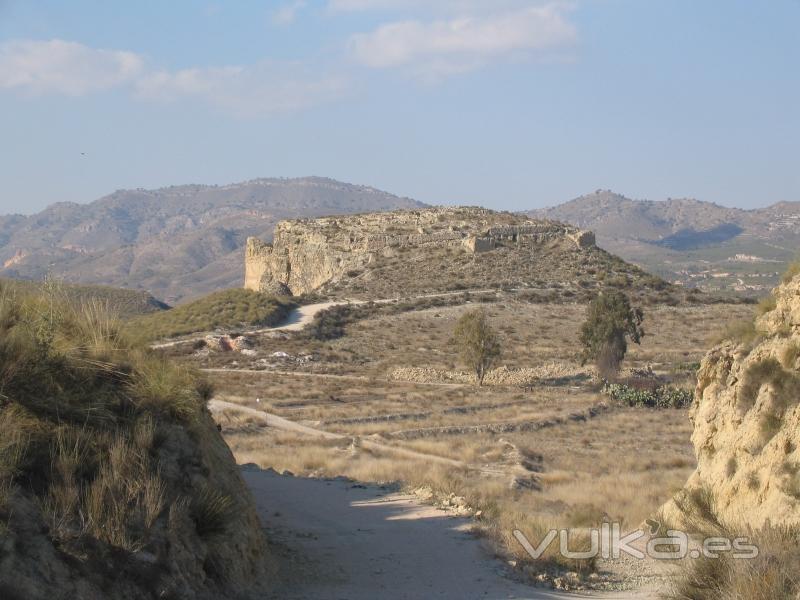Foto castillo de puentes intervenci n arqueol gica - Lorca murcia fotos ...