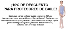 Descuento para profesores/academias/escuelas de danza