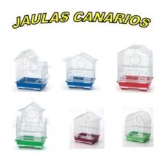 JAULAS CANARIOS