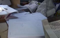 Sancion a Vitalicio Seguros por tirar la documentacion en contenedores