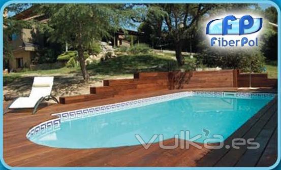 Fiberpol composites s l for Instalacion de piscinas de fibra