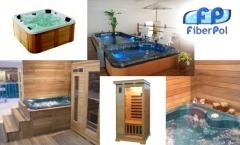 Suministro e instalación de sistemas de sauna y spa. soluciones completas wellness a medida.