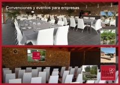 Restaurante en tarragona mas de teret -  eventos y reuniones de empresa