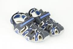 Sandalia de geox, modelo j1124g, cierre de velcro, varios colores disponibles, www.trescatorcezapato
