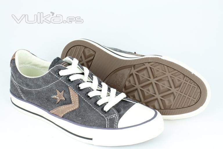 DEPORTIVA CORDON CONVERSE, tallas grandes disponibles en www.trescatorcezapatos.com