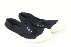 Modelo lacet1 bensimon, zapatilla de lona lavada, www.trescatorcezapatos.com