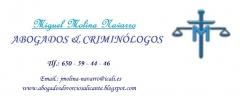 Abogados Matrimonialistas en Alicante