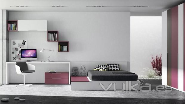 Foto catalogo de muebles juveniles slango for Catalogo de muebles juveniles