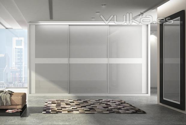 Foto puertas de armario empotrado por armarios sidon - Puertas de armarios empotrados ...