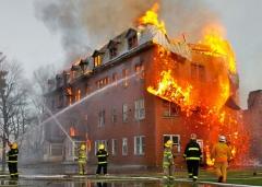Sabr�as que hacer en caso de un incendio en el edificio?