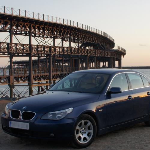 Coche boda BMW 5 Huelva