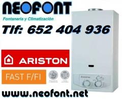 CALENTADOR AUTOMATICO ARISTON FAST FI  145EUR