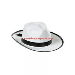 Sombrero de ganster