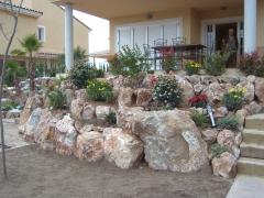 Formacion de rocalla