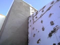 Climatizacion de vivienda unifamiliar por fachada