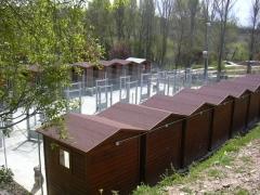 Habitaciones residencia canina fuentes blancas, burgos