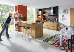 Mobiliario de cocina elementa modelo bari