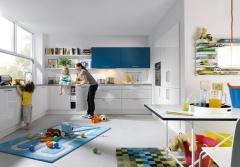 Mobiliario de cocina elementa modelo nova gloss