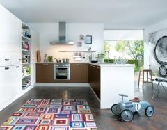 Mobiliario de cocina elementa modelo capri