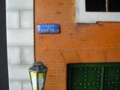 Diegocolecciolandia.com ( dodge 3700 gt y diorama de carrero blanco ) coche para el scalextric