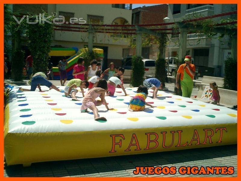 Foto Juegos Gigantes Hinchables
