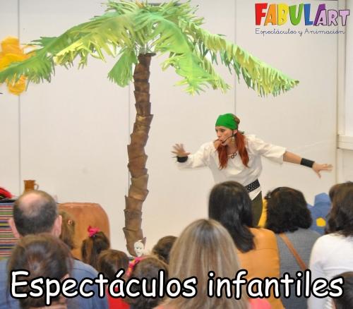 ESPECTÁCULOS INFANTILES