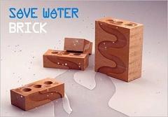 Ladrillo canal. construcci�n, drenaje y dise�o
