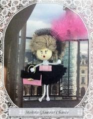 Broches mu�ecas personalizadas  / brooch doll