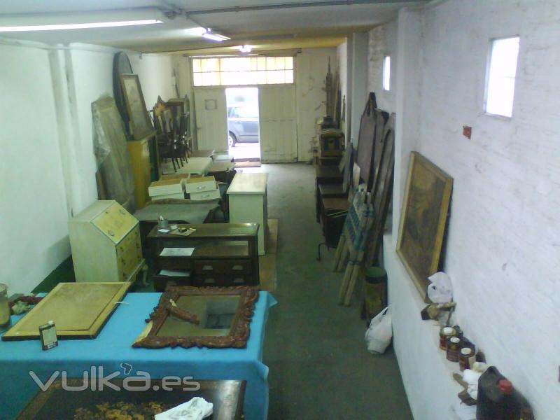 Foto de restauracion de muebles olga gonzalez lacalle foto 1 for Muebles torrelavega
