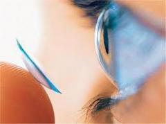 Prudencia con las lentes hidrogel