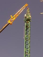 alquiler y montaje de grúas-torre