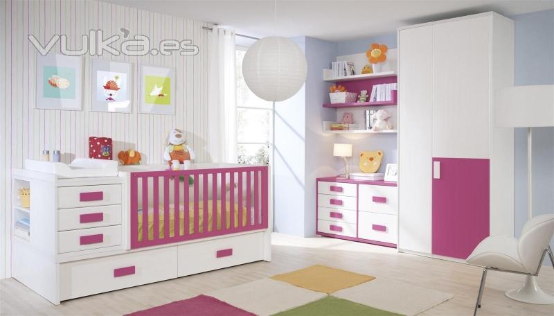 Dt detalles mobiliario y decoraci n especialistas en juvenil for Habitaciones juveniles baratas online