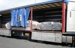 Transporte y vertido de residuos homologado