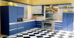 Texturada azul con tirador u�ero