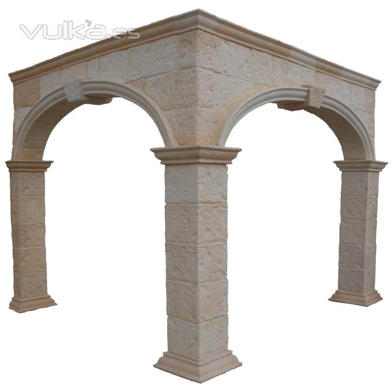 Foto columnas y arcos a medida for Pilares y columnas