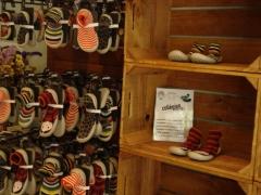 Coll�gien (francia): zapatillas/calcet�n con suela antideslizante  y transpirable