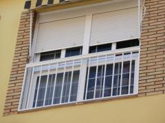 Cerramientos de aluminios en fachadas