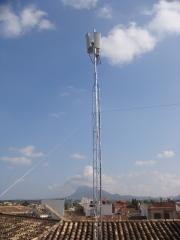 ANTENAS TELECOMUNICACIONES REDES INHALAMBRICAS WIMAX