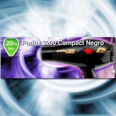 Descuento en secador parlux 3200 compact negro