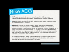 Briefing nike acg