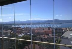 FELSOGLASS Cortinas de Cristal - Foto 18