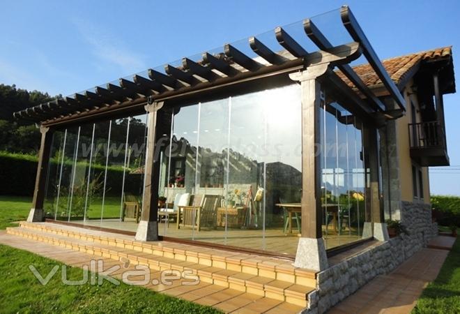 Precios de cortinas de cristal finest cortinas de cristal for Cortinas para cristales