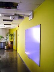 Aulas interactivas.