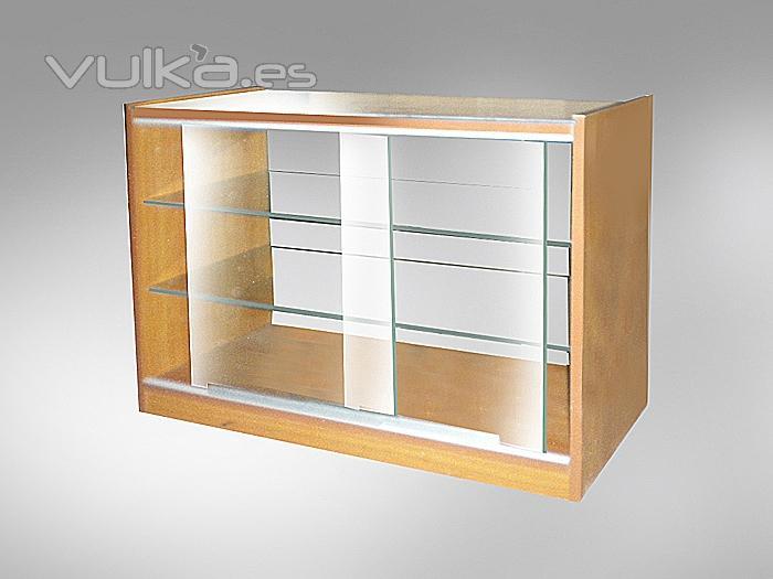 Dogama instalaciones comerciales - Imagenes de vitrinas de madera ...