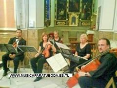 Musica Ceremonia Religiosa Iglesia San Jaime de Benidorm