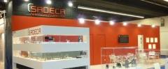 Detalle Stand realizado para Sadeca en Automechanika