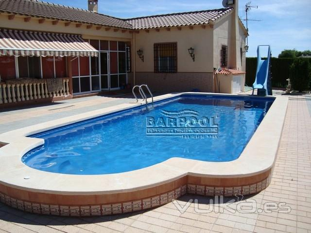 Barpool fabricante de piscinas de fibra alacuas valencia - Fabricante de piscinas ...