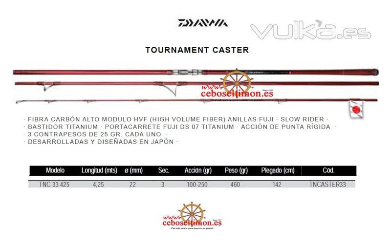 www.ceboseltimon.es - CAÑA DAIWA TOURNAMENT CASTER SURF TNC425 (33)