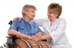 Personal para el cuidado de mayores